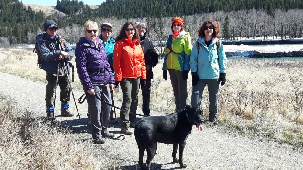 April 16 - Glenbow Ranch River Trail