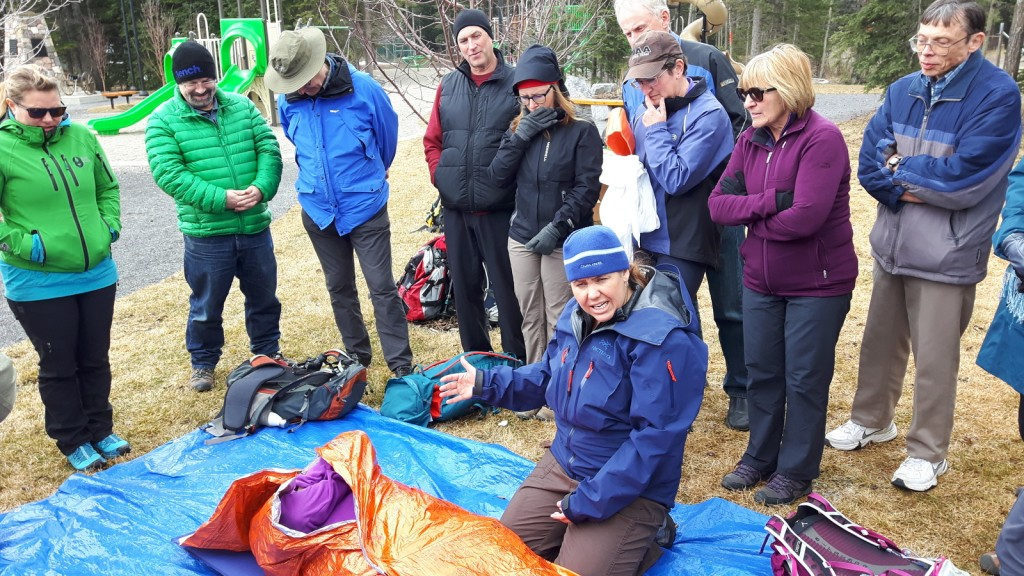 April 22 - Wilderness First Aid Course