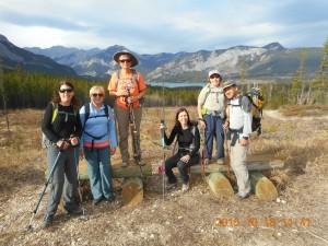 Baldy Pass Trail