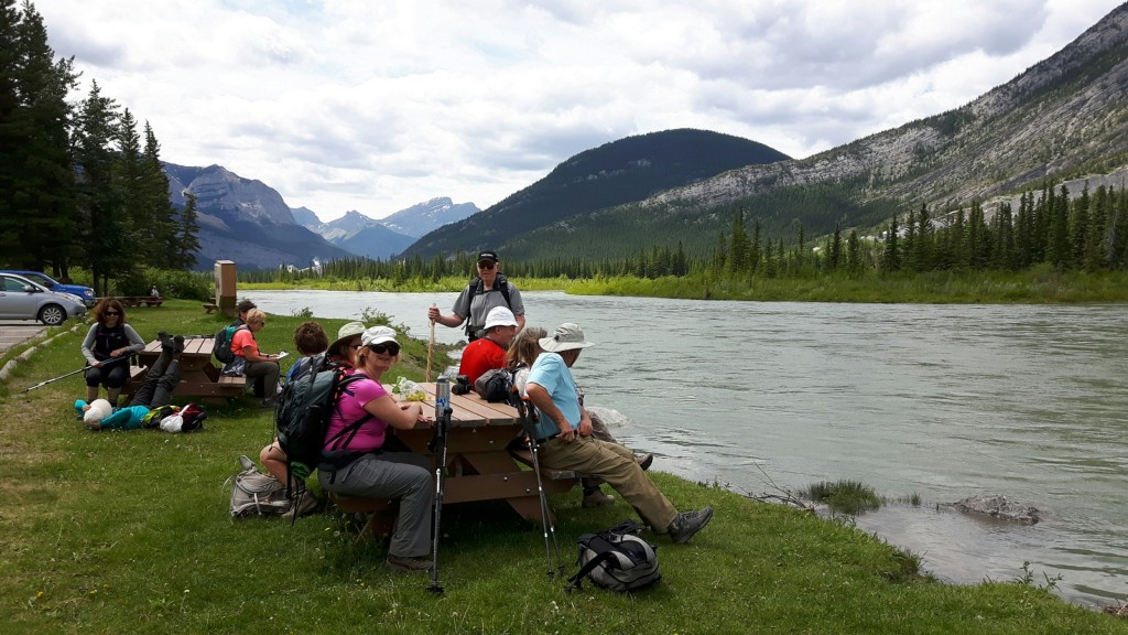 June 17 Bow Valley Provincial Park