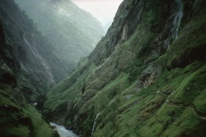 Buri Gandaki Gorge
