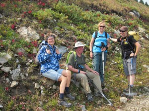 Feature Photo: Hailstone Butte Hike August 2015