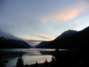 Lake Benett on Day 6