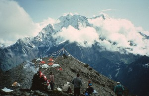 Manaslu Base Camp – 4895m