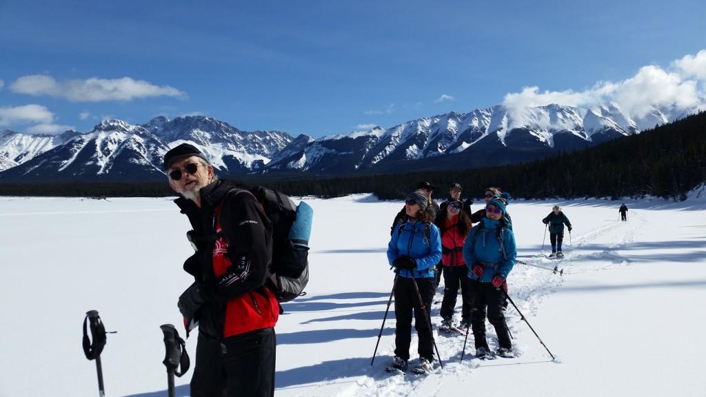 March 26 - Hidden Creek Snowshoe