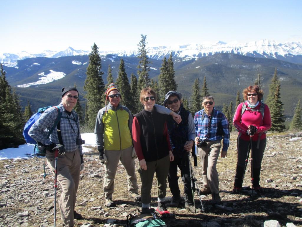 March 26 - Prairie Mountain Hike