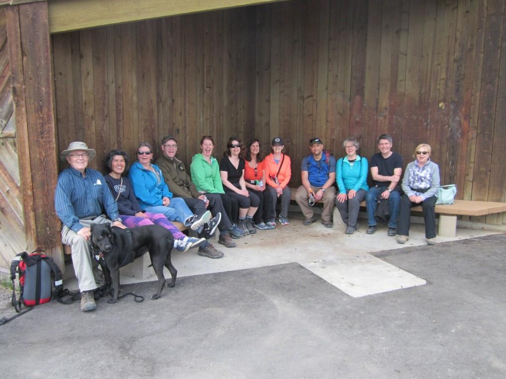 May 3 - Fish Creek Park - Mallard Point