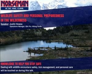 Norseman - Wilderness Safety