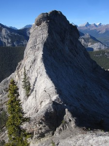 Porcupine Ridge Pinnacle