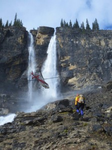 Search and Rescue at Twin Falls