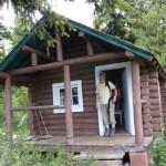 Upper Lookout Keeper's Cabin