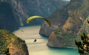 Canyon Paragliding